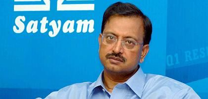 "Satyam-Gründer Raju: ""Ritt auf dem Tiger"""