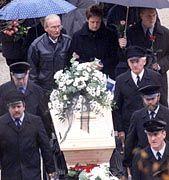Beerdigung von Martin und Daniela P.: Bruder und Schwester, Täter und Opfer