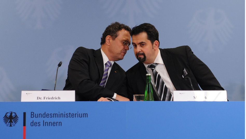 """Minister Friedrich, Verhandlungspartner Mazyek: """"Der Radikalisierung entgegentreten"""""""