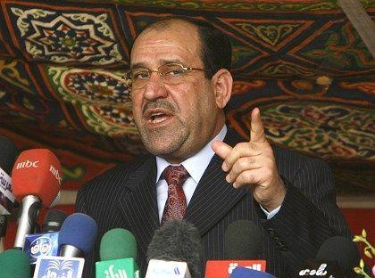 Iraks Premier Nuri al-Maliki: Wann ziehen die US-Truppen ab?