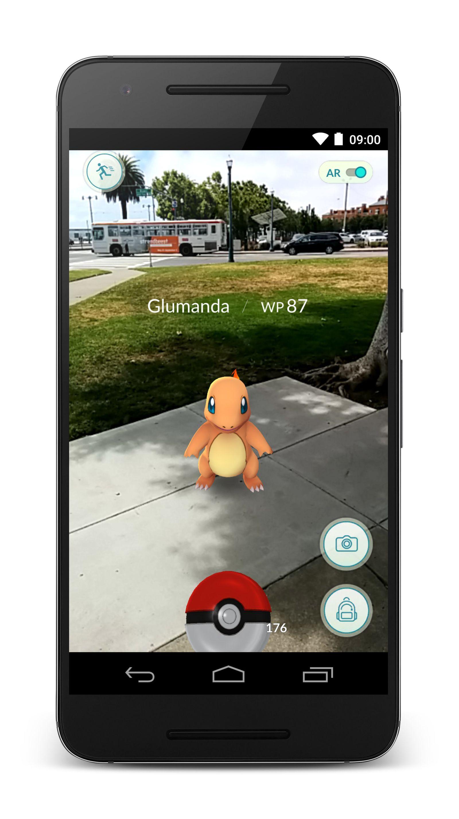 EINMALIGE VERWENDUNG Pokémon Go video-Teaser-Bild