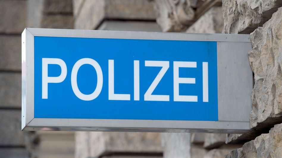 Polizeirevier in Dresden