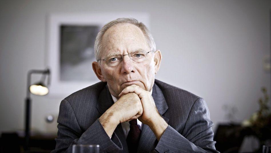 Europa-Politiker Schäuble