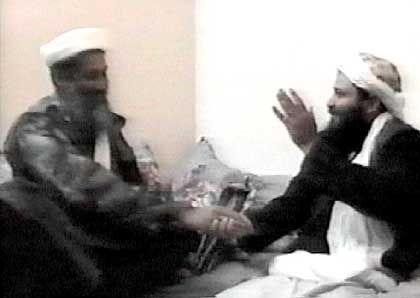 Bin-Laden-Video: Was sagte Bin Laden und was wurde ihm in den Mund gelegt?