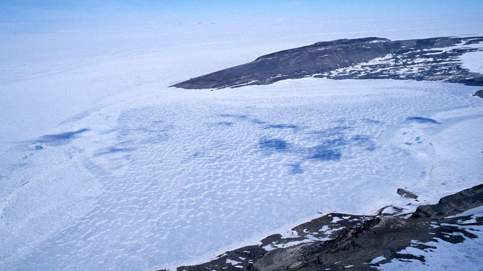 Antarktis: Das Geheimnis des Hodgson-Sees