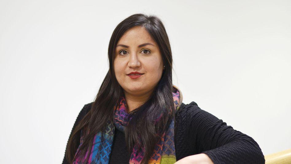 Journalistin Zahra Sadat
