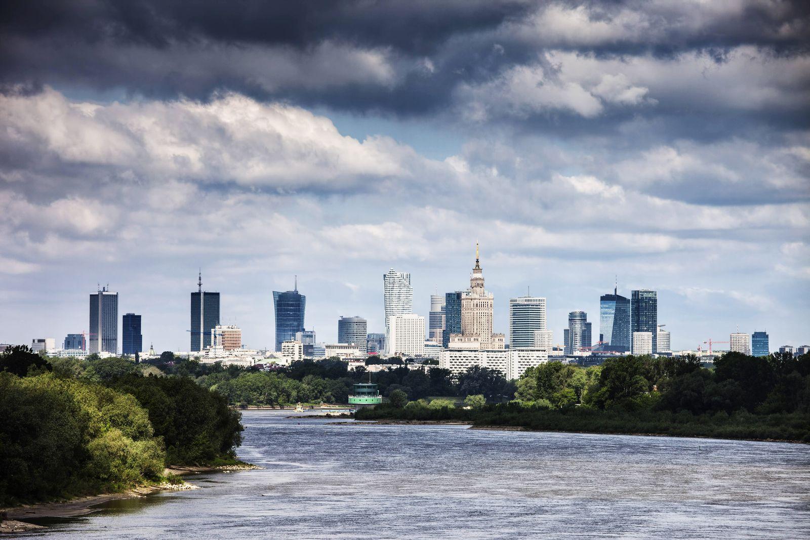 EINMALIGE VERWENDUNG Polen/ Warschau
