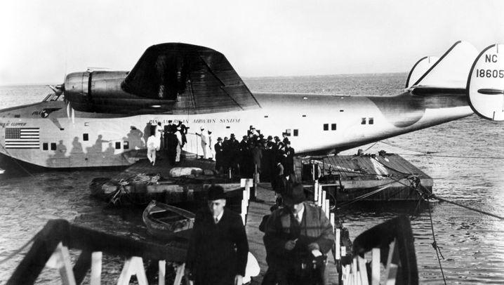 Pan Am's Clipper-Flugzeuge: Eine Revolution des Reisens