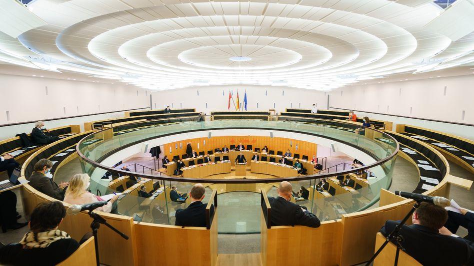 Der hessische Landtag