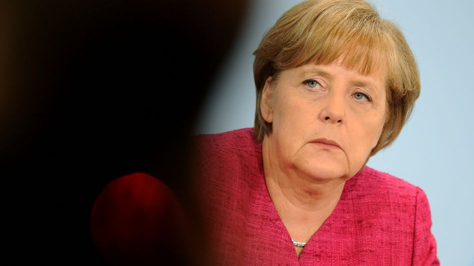 Kanzlerin Merkel: Skepsis bei den Länderchefs