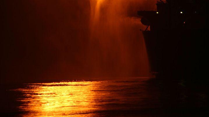 "Ölkatastrophe um ""Deepwater Horizon"": 795 Millionen Liter Öl"
