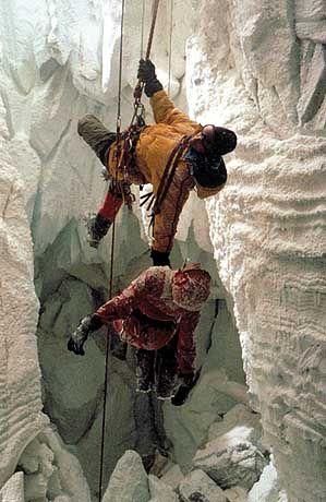 """Abenteuerliche Ungereimtheiten: """"Vertical Limit"""""""