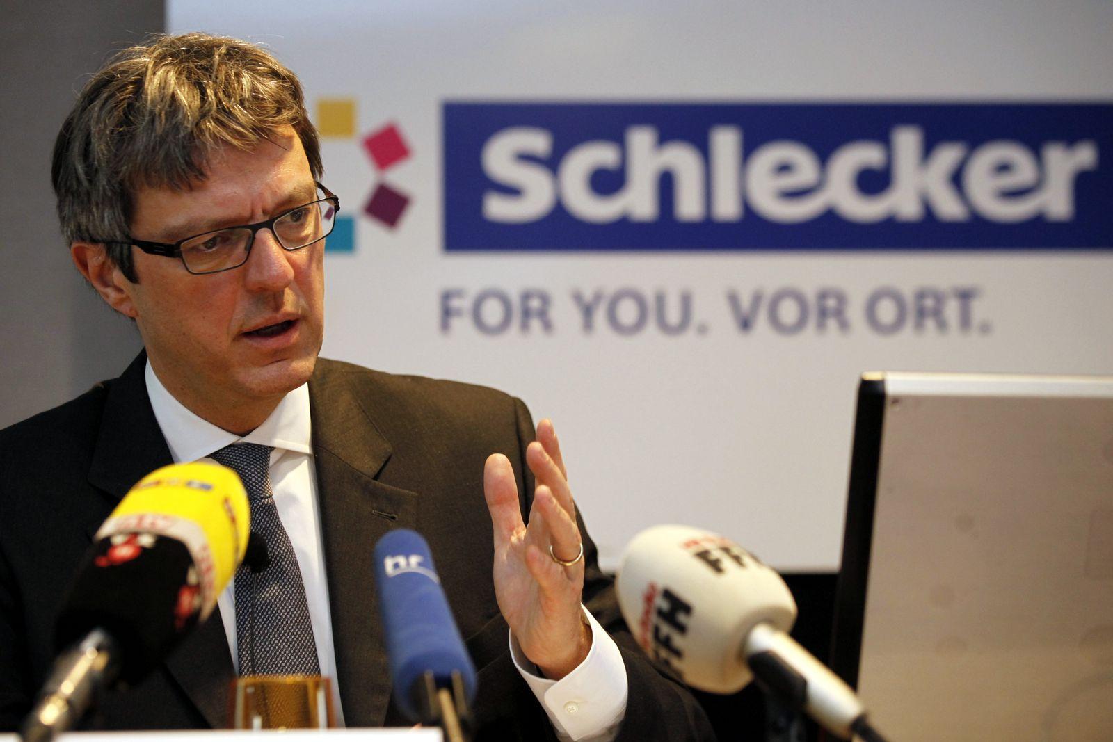 NICHT VERWENDEN Schlecker / Insolvenzverwalter Geiwitz