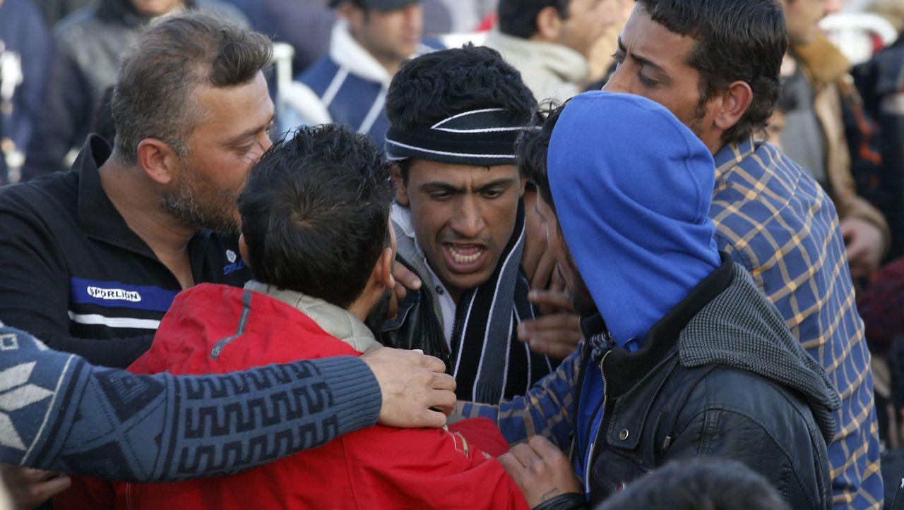 Flüchtlinge Idomeni News