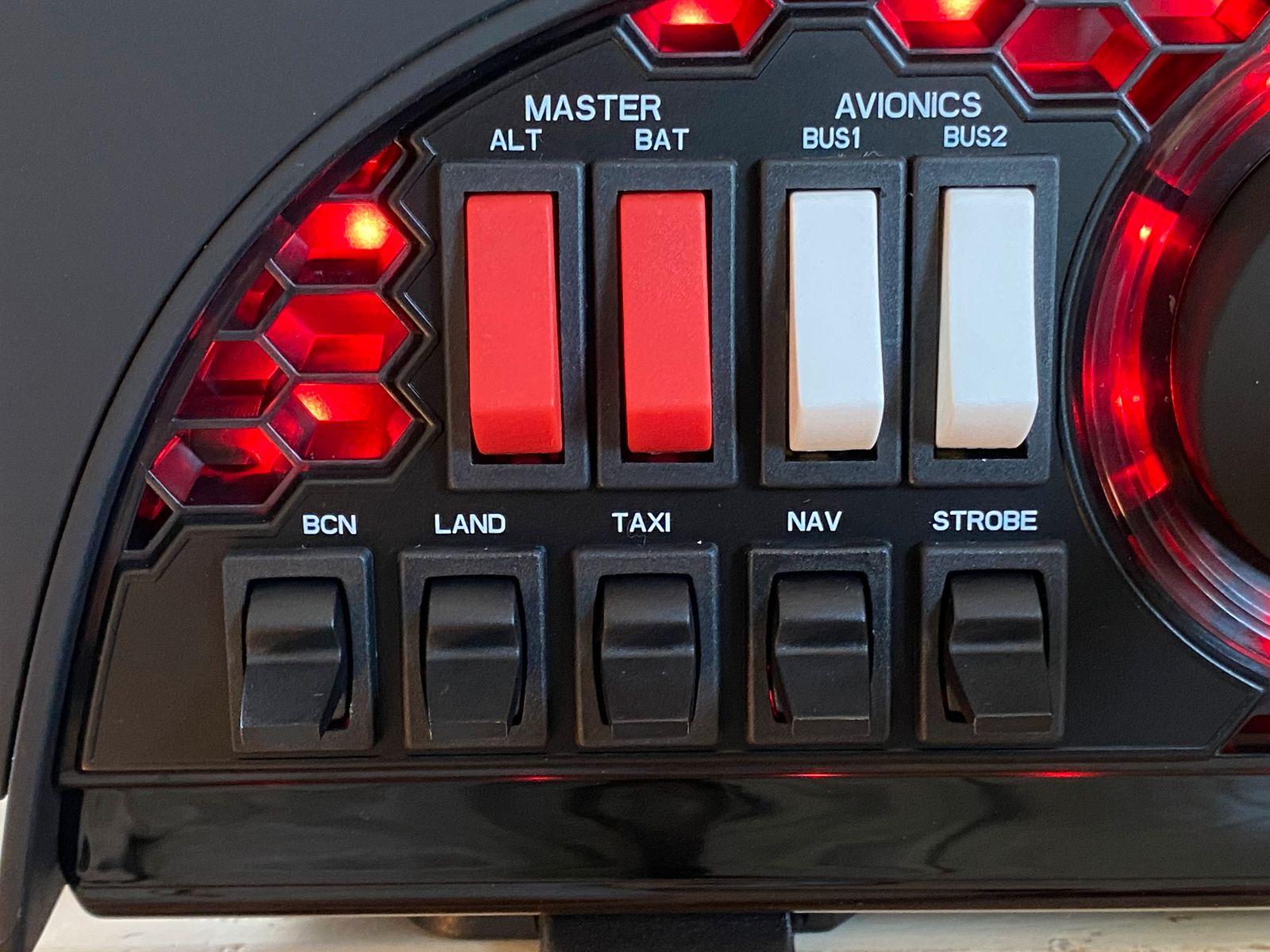 Joysticks / Honeycomb Alpha Flight Controls