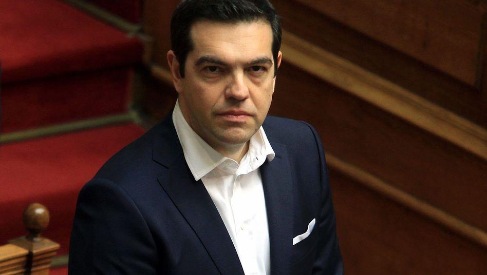 Premier Tsipras: Reise nach Moskau