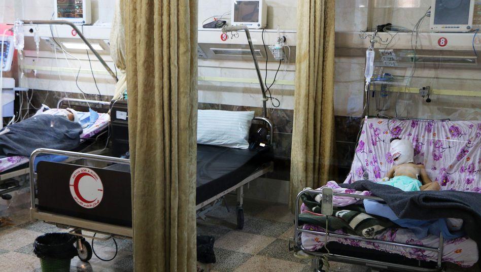 Krankenhaus in Afrin