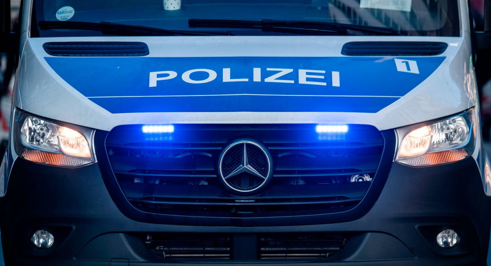 GERMANY-POLICE