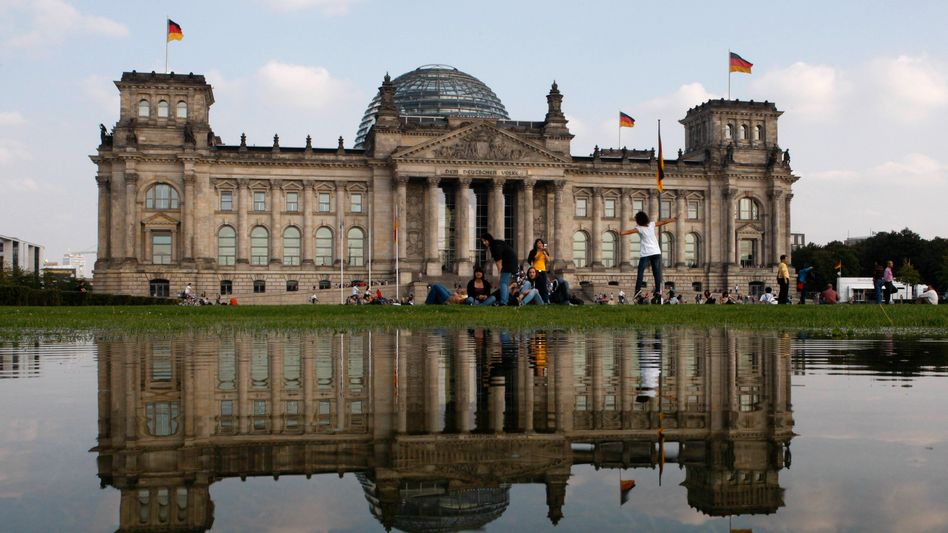 The Reichstag in Berlin is home to Germany's parliament. We've explained the alphabet soup that is the German political party system.