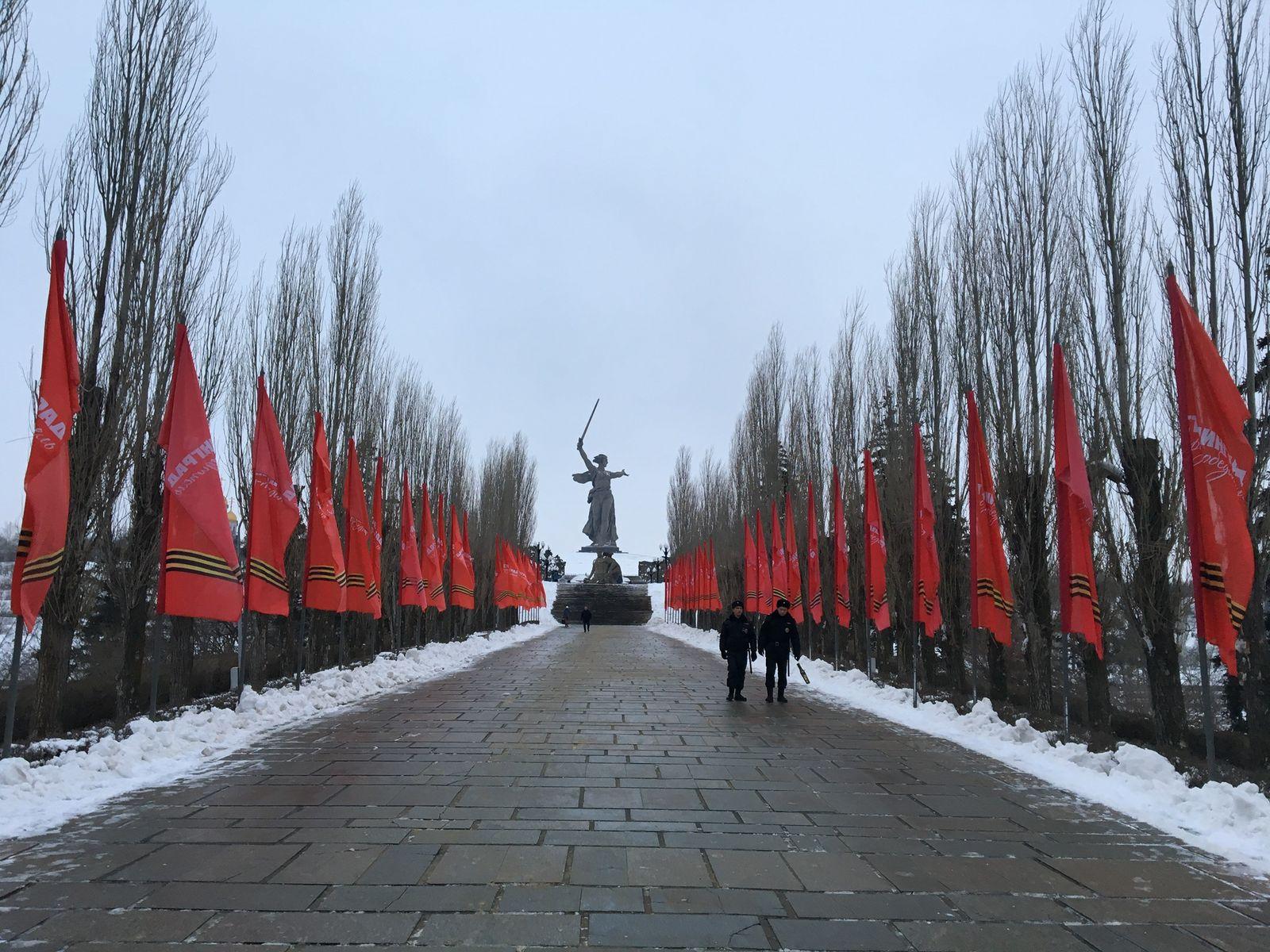 Stalingrad/ Bilder von Christina Hebel
