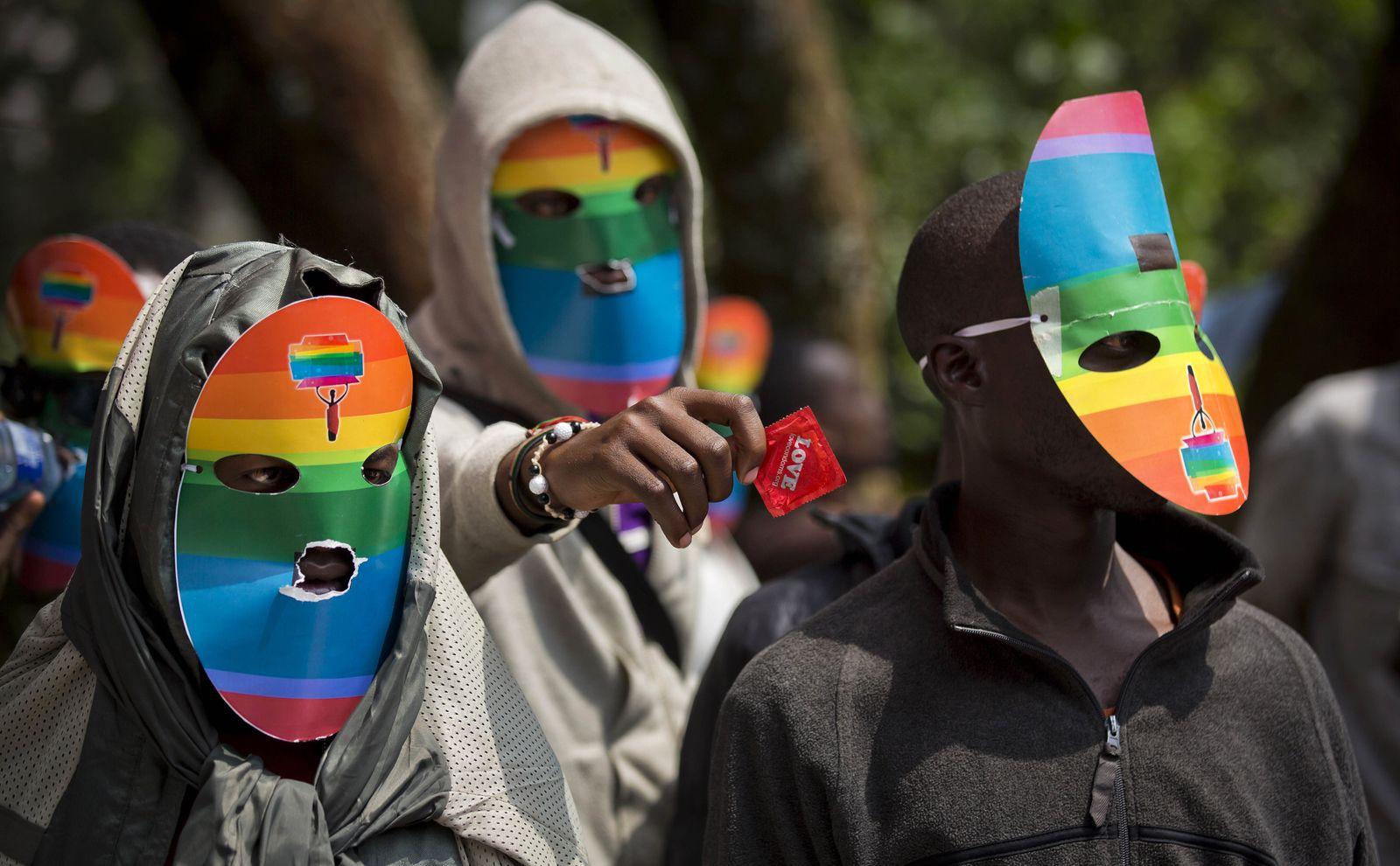 Uganda / Homosexuellengesetz