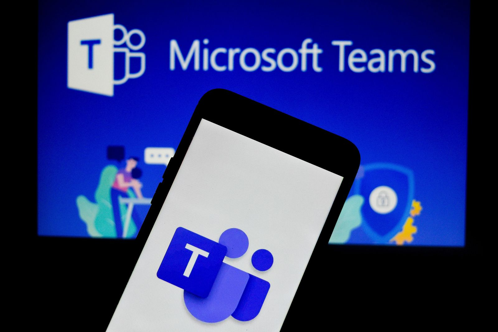 Team-Plattform Microsoft «Teams»