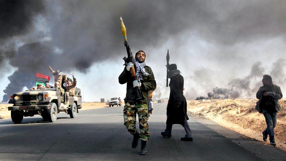 Photo Gallery: Guido Westerwelle on Libya