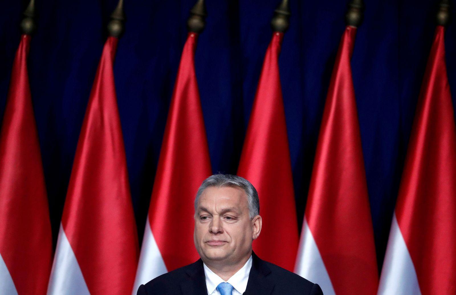 Ungarn Viktor Orbán