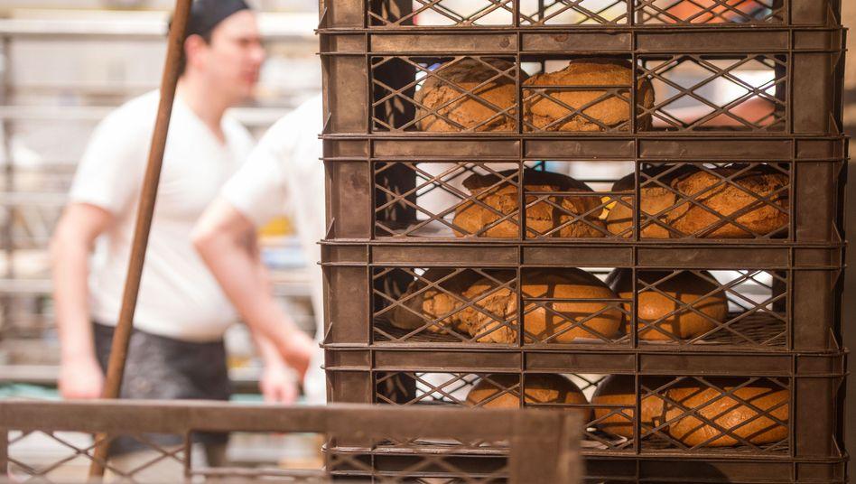 Bäckerei (Symbolbild)
