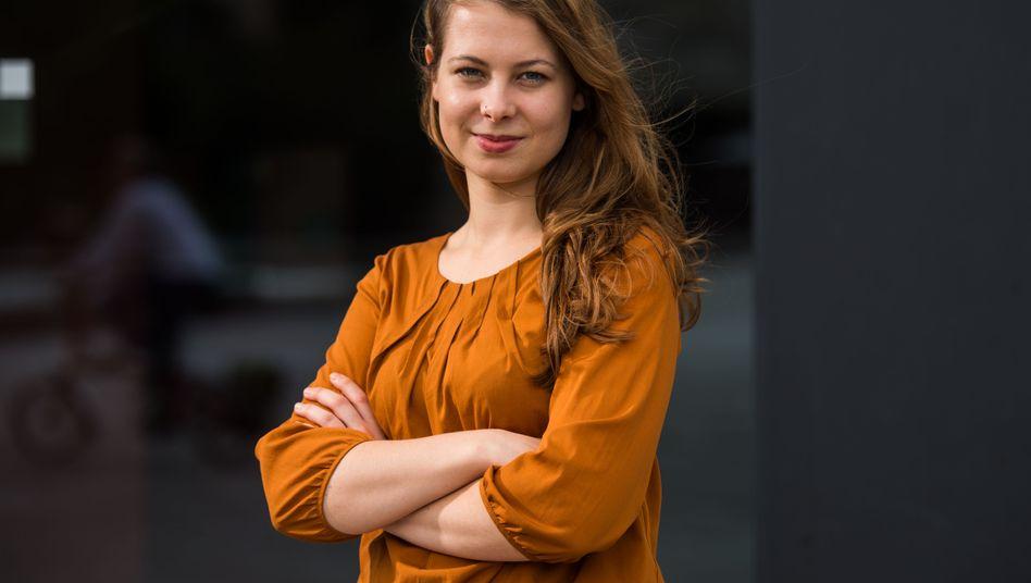 Jamila Schäfer, Grüne