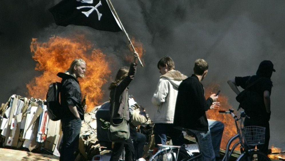 Anarchostaat: Selbstverwaltung für Außenseiter und Unangepasste
