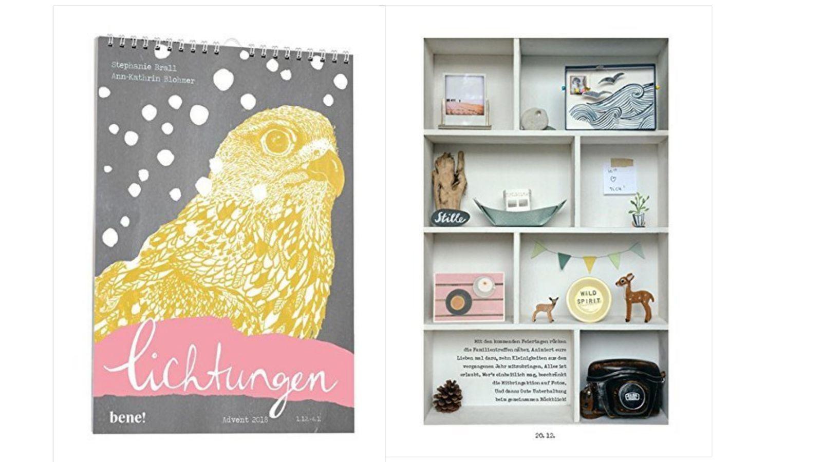 Shoppinglist_Kalender2018_Lichtung