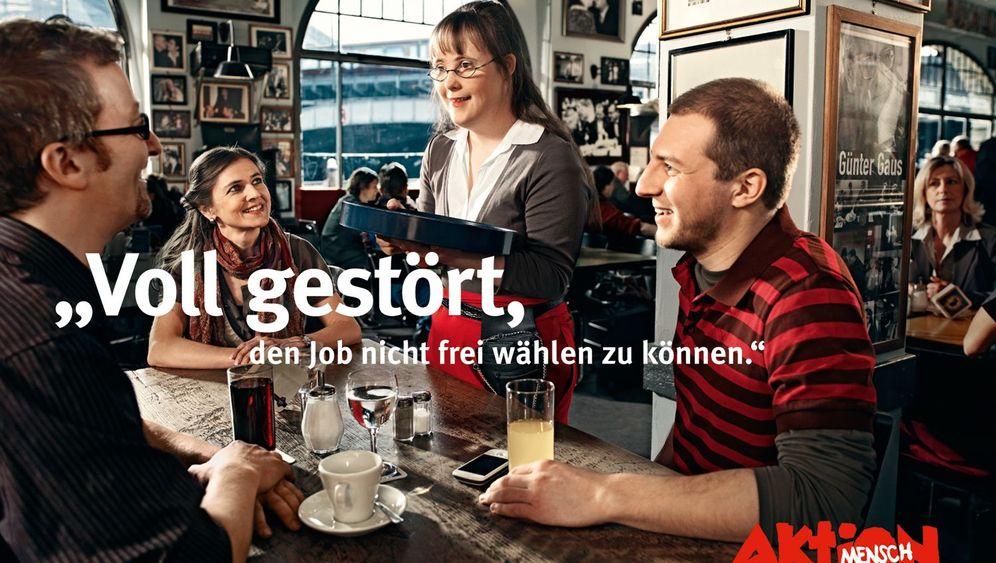 Aktion-Mensch-Kampagne: Bitte keine Ironie