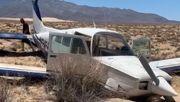 Crash-Landung in der Wüste