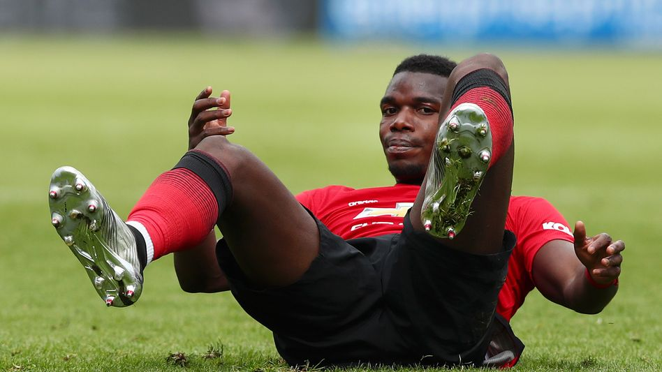Manchester-United-Star Paul Pogba