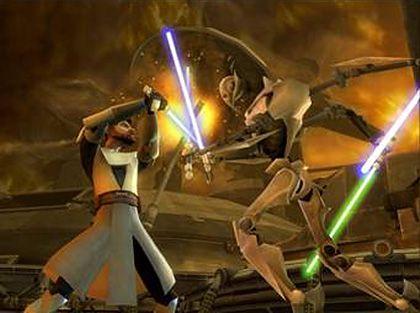 Erster Screenshot: Lichtschwertkämpfe für Nintendos Wii