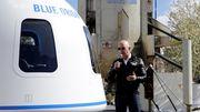 Jeff Bezos will sich im Juli ins All schießen lassen