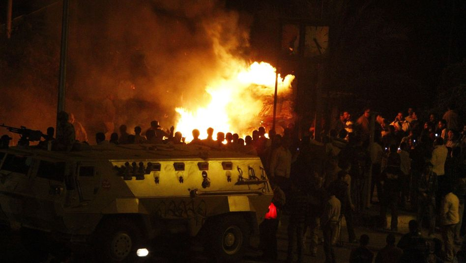 Auseinandersetzungen in Kairo: Neue Ausschreitungen zwischen Christen und Muslimen