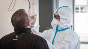Mehr als 30.000 Neuinfektionen in Frankreich