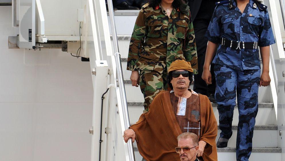 Gaddafi in Rom: Der Zirkus kommt