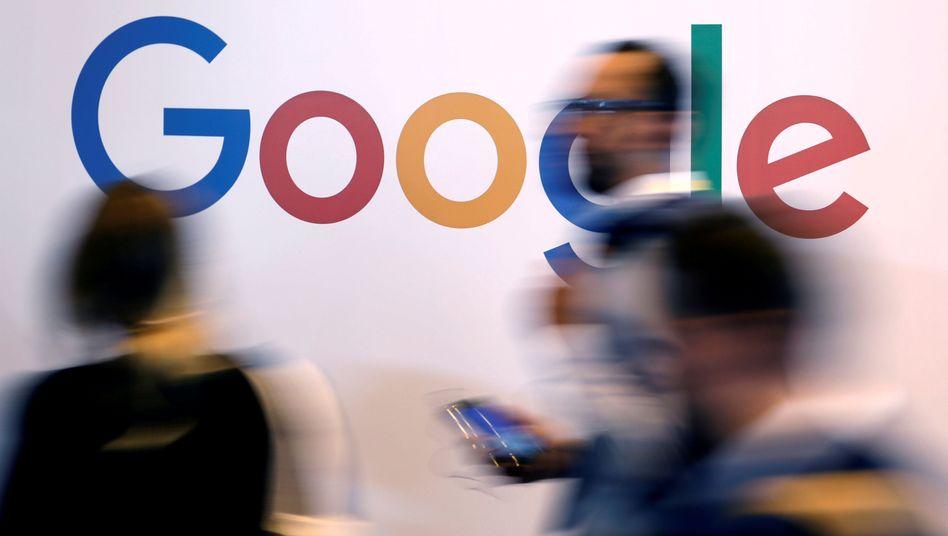 Google-Logo (Archiv)