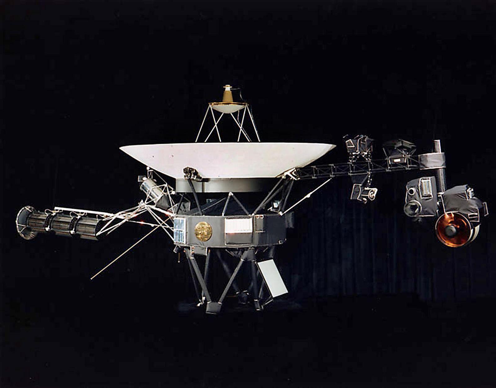 NASA / Voyager