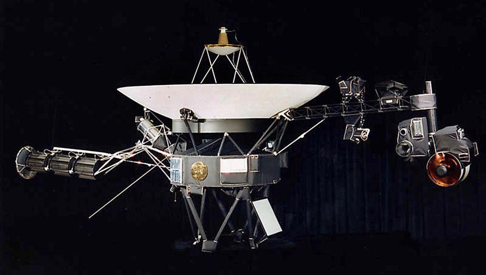 """Voyager""-Sonde (Archiv)"