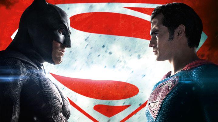 """""""Batman v Superman"""": Warum so grimmig, ihr Helden?"""