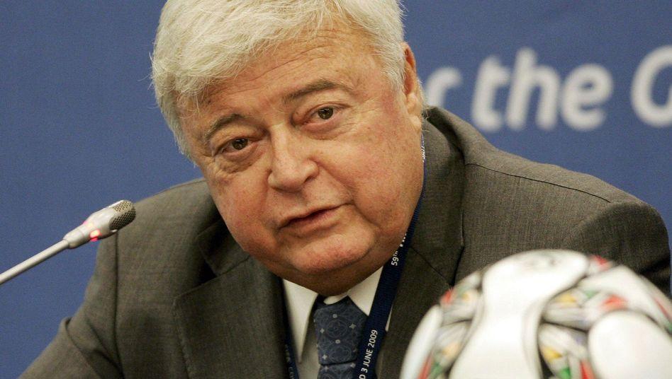Brasilianischer Verbandspräsident Teixeira (Archivbild): Gesundheitliche Probleme
