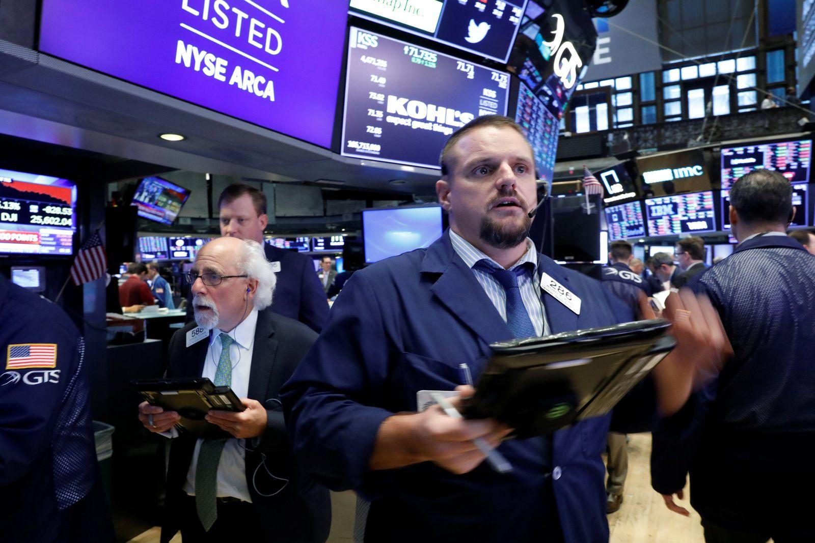 US/ Börse