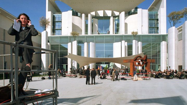 Helmut Kohl: Die Bauten des Kanzlers