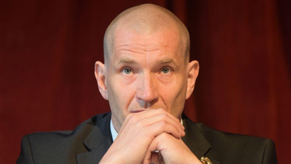 """Matthias Große ist neuer DESG-Präsident: """"Die Not hat alle Zweifel beiseite gedrängt."""""""