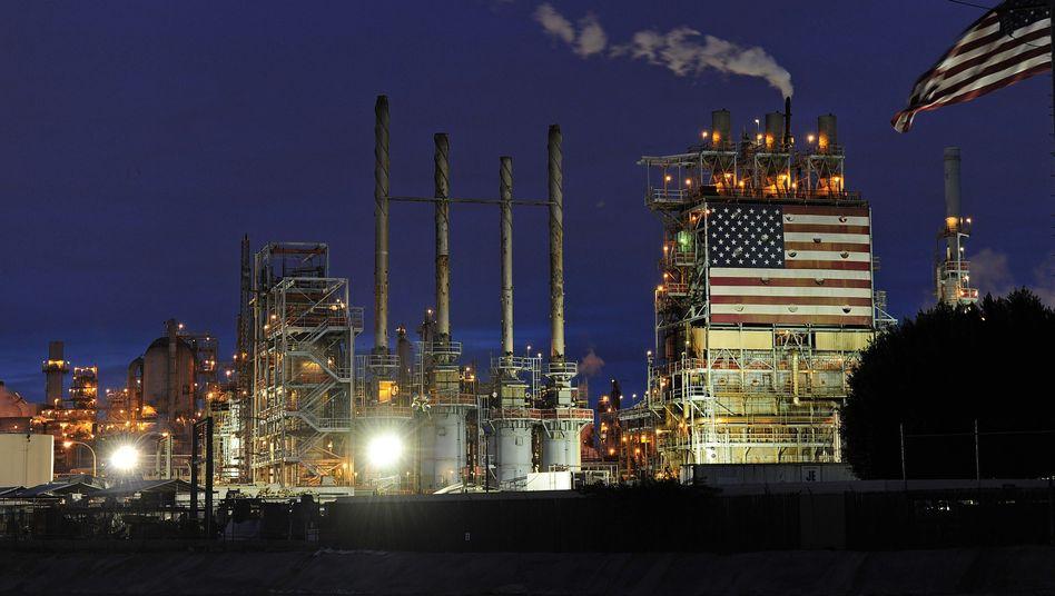 BP-Raffinerie in Kalifornien: Furcht vor Terrorattacken
