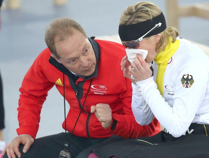Trainer Jasch: Für die Mehrkämpfer verantwortlich